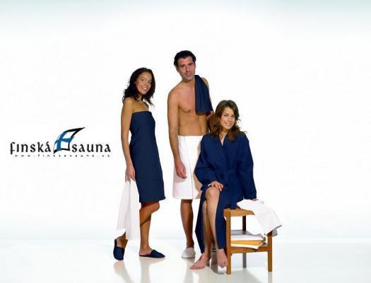Sauna Kilt Luxuria EVO pro dámy - BÍLÝ