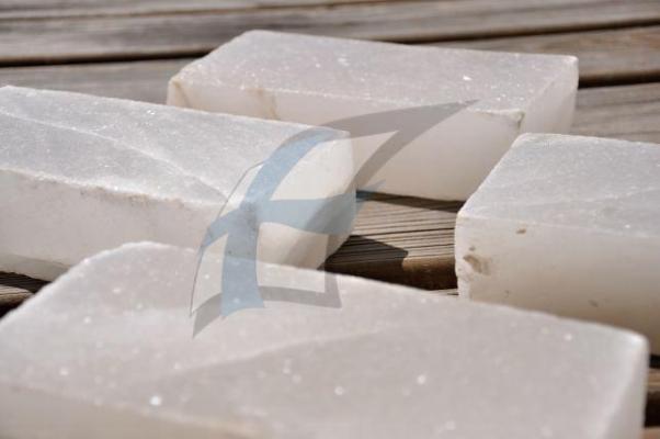 Himalájská sůl do sauny - bílá