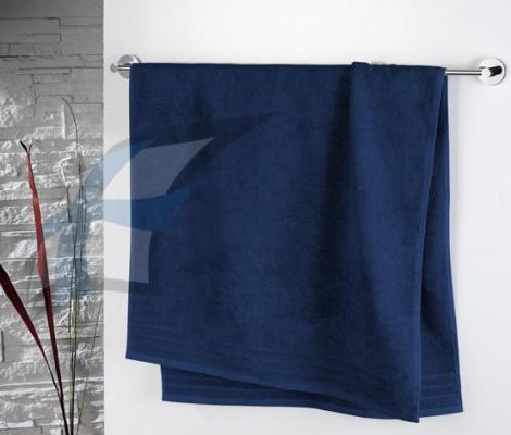Saunová osuška velká, 70*140 cm, námořnická modř