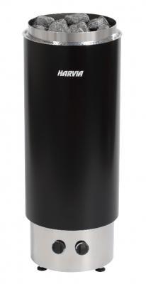 Harvia Cilindro PC70F černá, celý plášť