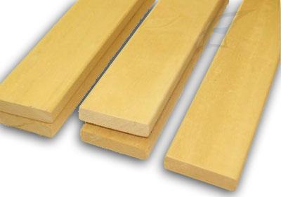 "Abachi ""A"" dřevo na lavice do sauny - 22x80x3200 mm"