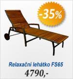 Relaxační lehátko Comfort (V2014)