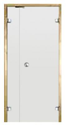 DV91901L - Dveře do sauny Harvia Olše / Sklo Bronze (2x19+7x19)