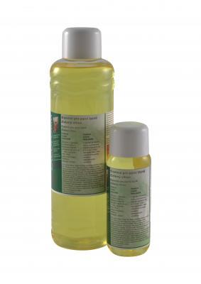 Aroma do parní sauny - zelený citrón 250 ml
