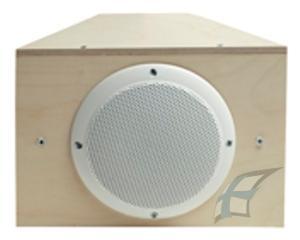 Rohový podlavicový držák reproduktoru (SZ100)