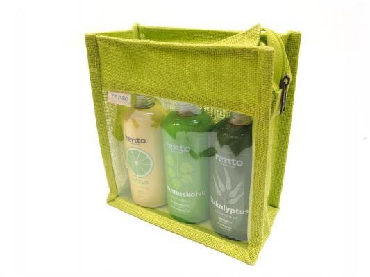 Rento dárkový balíček sada 3 ks aromat s dárkovou taškou (jarní série)
