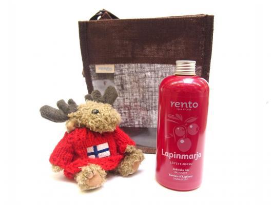 Rento dárkový balíček - aroma s finským sobem