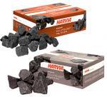 Saunové kameny Harvia 20 kg - červené
