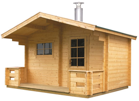 Venkovní sauna Keitele SO4000 / A Kietele