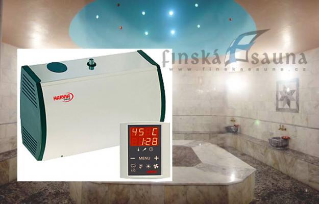 Parní generátor pro sauny HGS11 Harvia