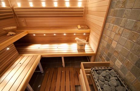 Jak se stav� sen Sauna 19