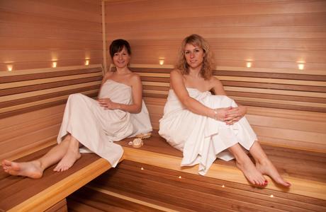 Jak se stav� sen Sauna 12