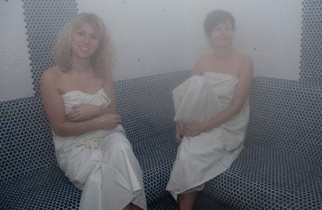 Jak se stav� sen Sauna 13