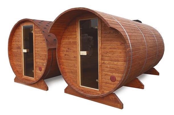 Venkovní sauna bazar