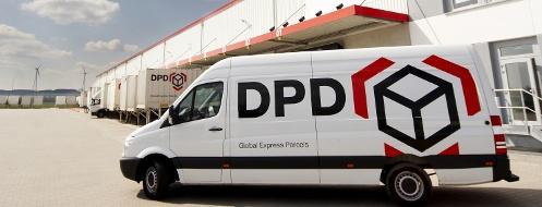 DPD - vozový park