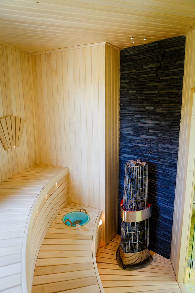 Jak se stav� sen Sauna 14