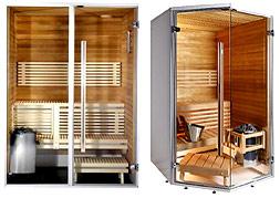 Domácí sauna výroba